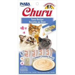 Ласощі Churu з тунцем для котів, 14г