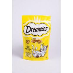 Ласощі Dreamies для котів, 60г