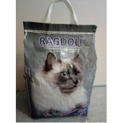Наповнювач Для Туалету Ragdoll, середній, 5 кг