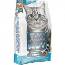 ПАН КІТ корм для котів, риба (ціна вказана за 100г)