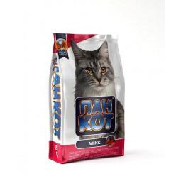 ПАН КІТ корм для котів, мікс (ціна вказана за 100г)