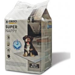 Пелюшки для собак CROCI Super Happy, 60х60см (ціна вказана за 1 шт)