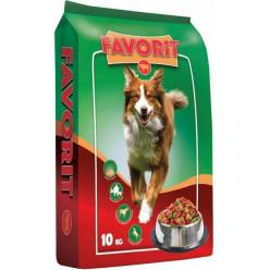 Корм FAVORIT для собак з яловичиною (ціна вказана за 100г)