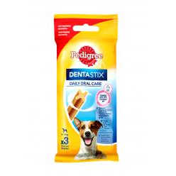 UA PEDIGREE® DentaStix®. Ласощі для дорослих собак маленьких порід старших за 4 місяці.