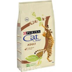 Корм CAT CHOW (Кет Чау) зі смаком качки для дорослих котів, 1,5кг